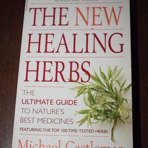The new healing herbs book 3/10$🖤